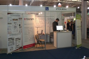 IP:tourism na targach